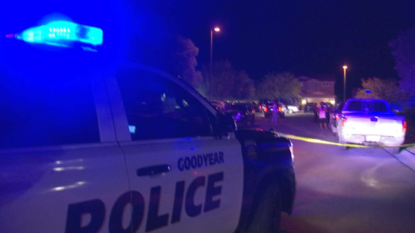 When officers arrived, they found a man dead from a gunshot wound. (Source: 3TV/CBS 5)