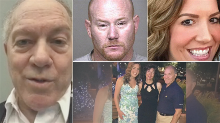 Family and friends reacted to the arrest made in the murder of Allison Feldman on Tuesday. (Source: 3TV/CBS 5)