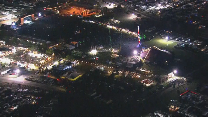 The four-day Country Thunder 2018 event has come to an end with 16 arrests made during the festival.(Source: 3TV/CBS 5)