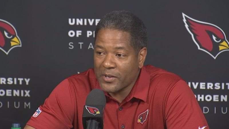 """""""I think the biggest thing is we're laying a foundation,"""" said Wilks, who had the team assembled beginning last week for strength and conditioning work. """"I wanted those guys to understand my vision, expectations."""" (Source: 3TV/CBS 5)"""