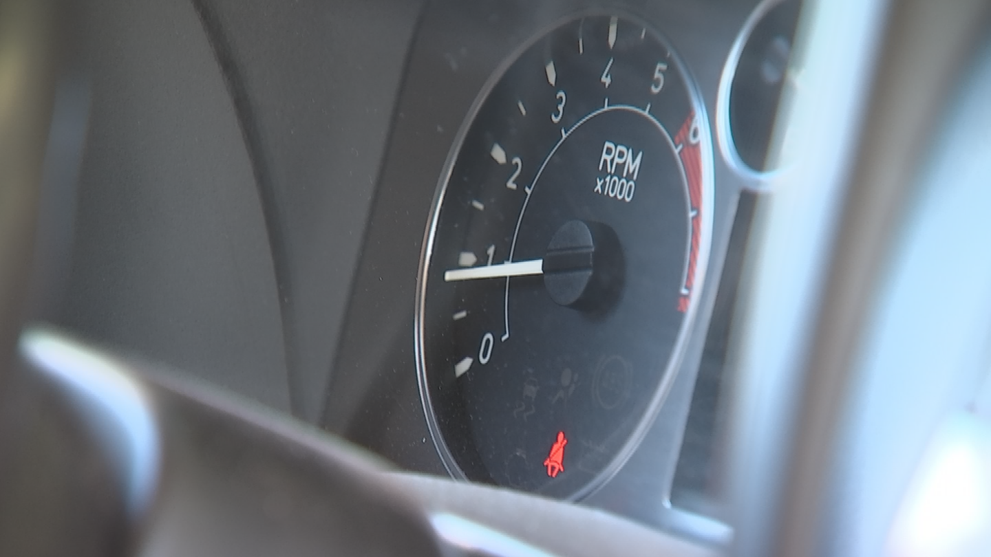 Speaking of trust, don't trust your car salesman that all of the bells and whistles on the dashboard are clean. (Source: 3TV/CBS 5)