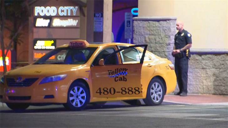 It appears there was a cabinvolved. (Source: 3TV/CBS 5)