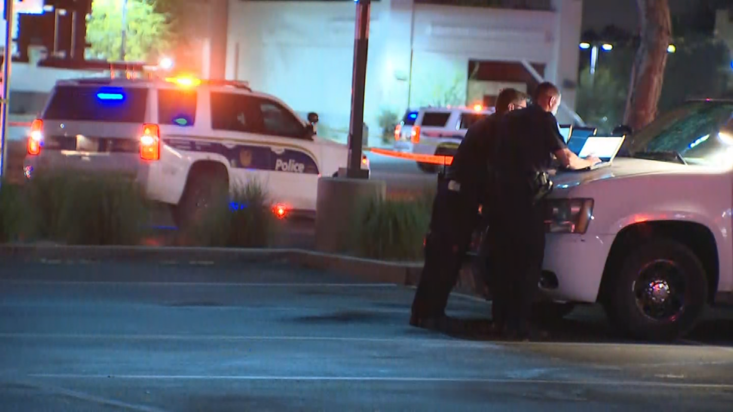 It's unclear what led up to the shooting. (Source: 3TV/CBS 5)