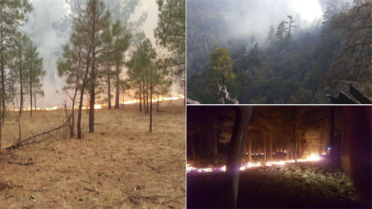 Fire restrictions are set to go into effect in Tonto and Prescott National Forests (Source: 3TV/CBS 5)
