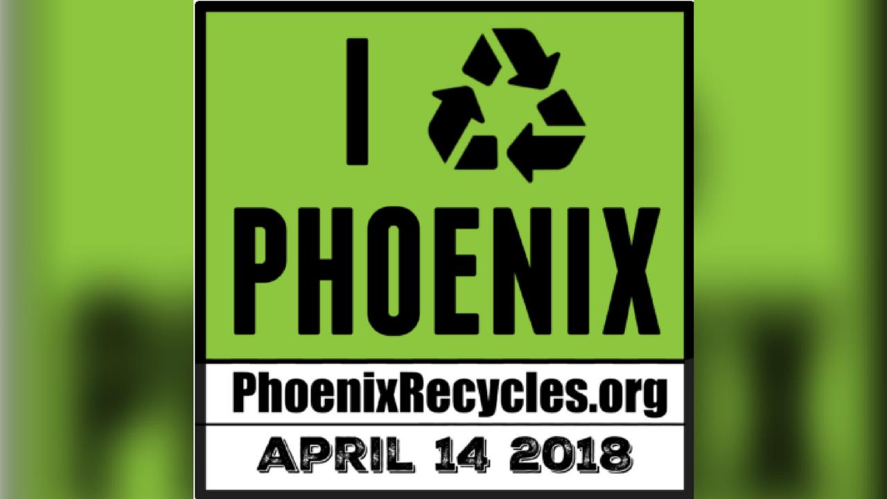 (Source: I Recycle Phoenix/Keep Phx Beautiful)