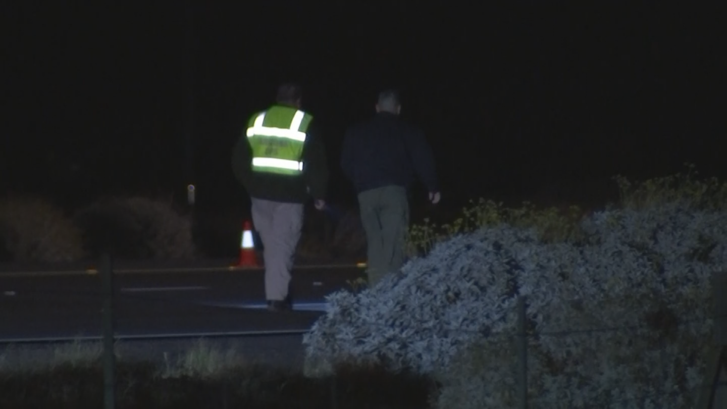 A 9-1-1 caller stated that a female had been thrown from a vehicle. (Source: 3TV/CBS 5)
