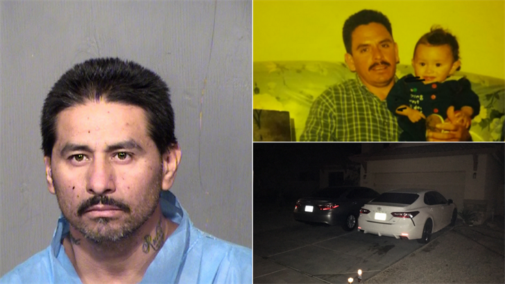 Police said Ramon Oseguera was shot and killed by a neighbor. (Source: 3TV/CBS 5)