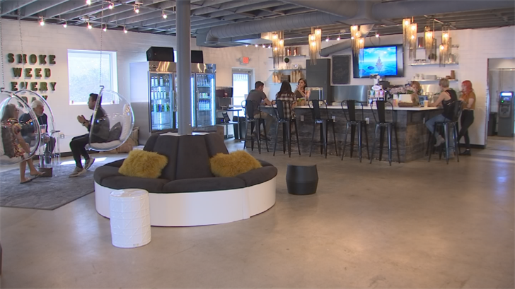If you want to visit Domm Life, you do not have to have a medical marijuana card, it is open to the public. (Source: 3TV/CBS 5)