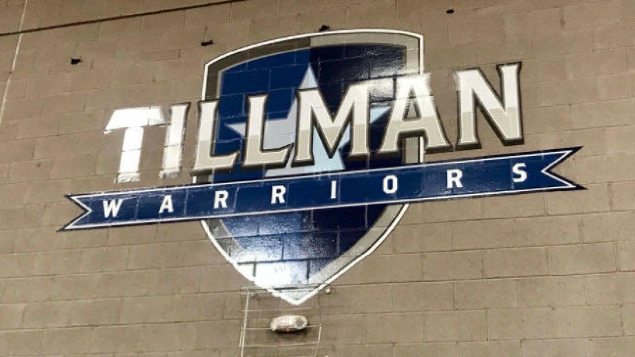New Tillman school logo (Source: Mayor Greg Stanton)