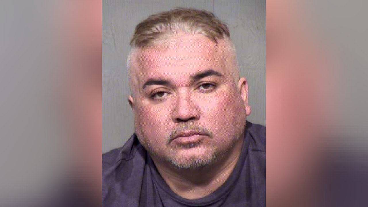 Robert Aguayo, 40, facing 50 felony charges in an alleged $4.75 million scam. (Source: Arizona Attorney General's office)