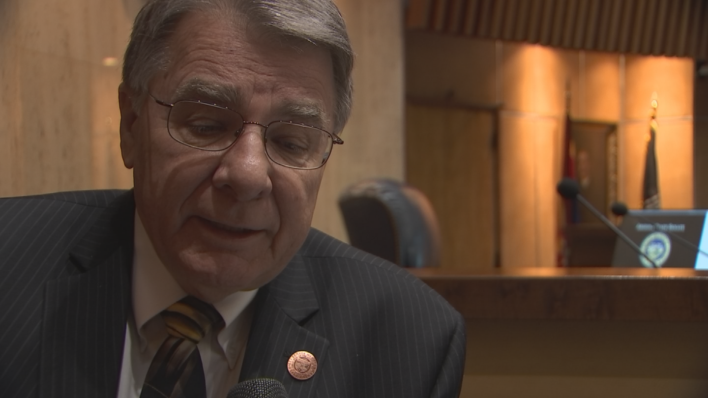 Senate President Steve Yarbrough said he will bring the bill back for a vote but did not say when. (Source: 3TV/CBS 5)