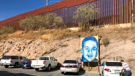Closing arguments are expected in Tucson, Ariz., this week in the trial of U.S. Border Patrol agent Lonnie Swartz, charged in the 2012 fatal shooting 16-year-old Jose Antonio Elena Rodriguez across the Mexican border. (Source: AP Photo/Anita Snow, file)