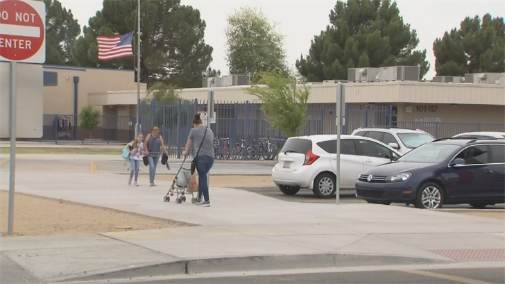 Some parents seemed to be unaware of how serious of an impact a teacher walkout could be. (Source: 3TV/CBS 5)