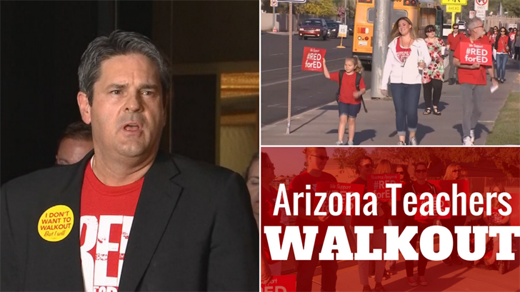 The majority of teachers voted to walk out on April 26. (Source: 3TV/CBS 5)