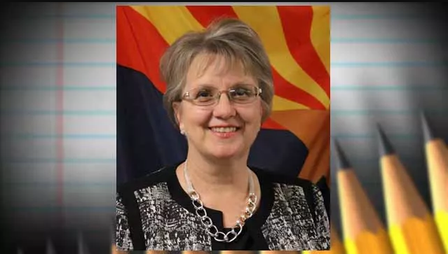 Arizona Superintendent of Education, Diane Douglas