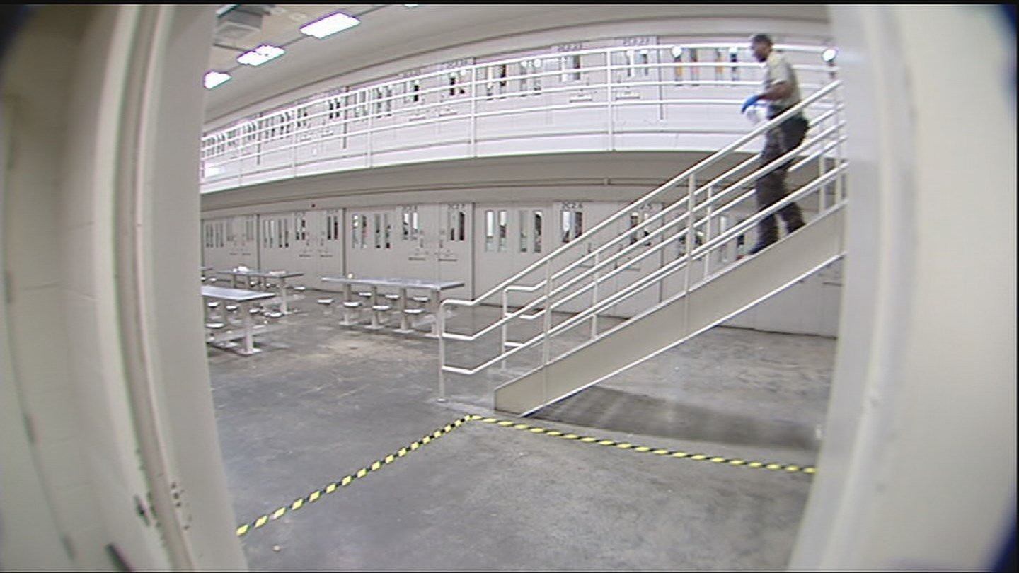 Corrections officers are pondering a pay raise. (Source: 3TV/CBS 5 News)