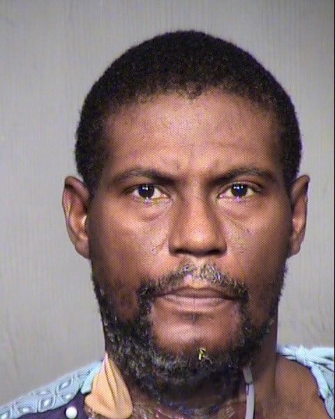 Mug shot of William Willis, 48. (Source: Maricopa County Sheriff's Office)