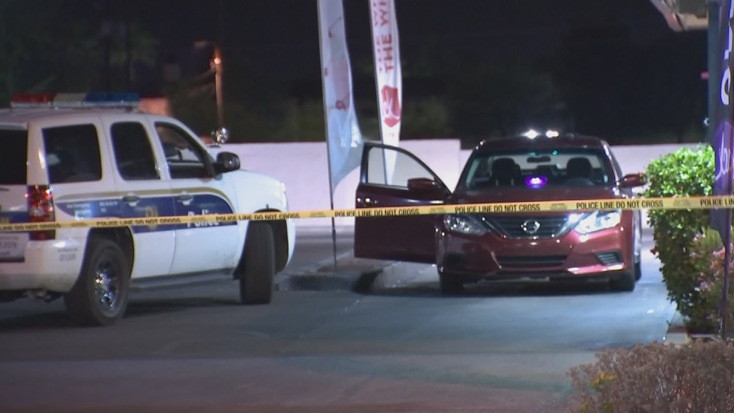 Patrolling Phoenix police officers heard the gunfire just after 2 a.m. and found Trainor hurt in his car and another man shot while when he was walking near the street. (Source: 3TV/CBS 5)