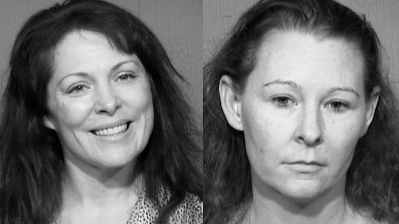 Melissa M. Pavey, 45, (L) and Jolene E. Houchens, 38 (R)  (Source: Arizona Attorney General's Office)