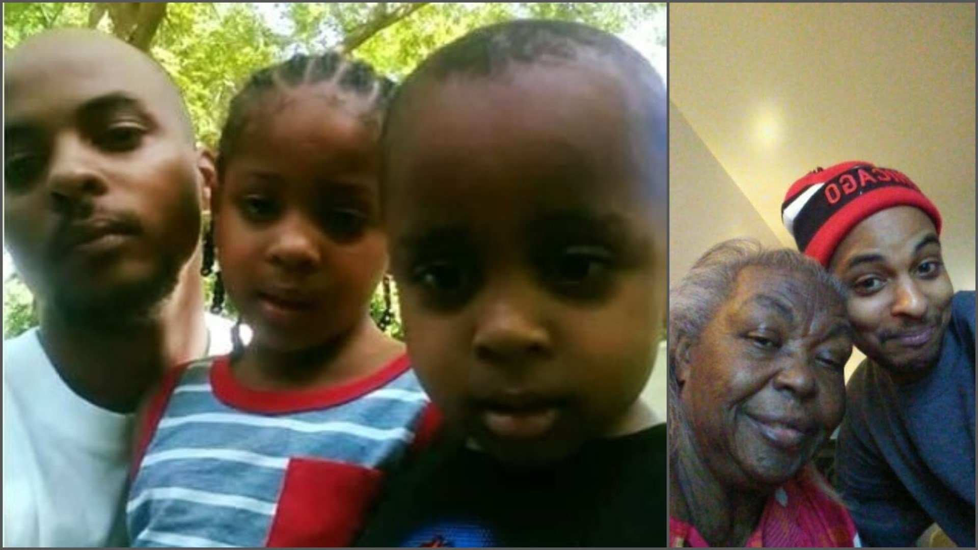 Cleon Baker, had two young children (Source: Baker family via Glendale Police Dept.)