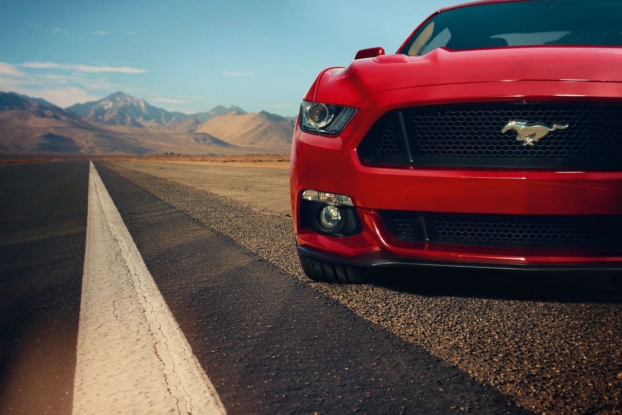 Ford is keeping the Mustang in its North American dealerships. (Source: Ford.com)