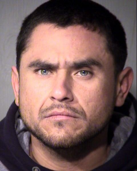 Mug shot of Anival Diaz-Moreno. (Source: Prescott Valley Police Department)