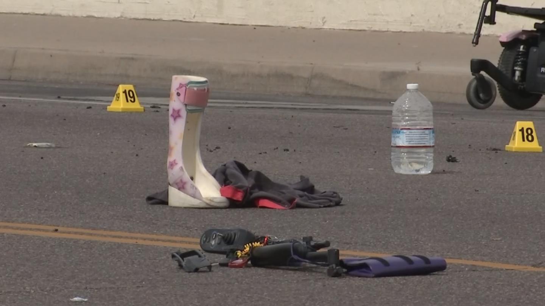It happened at Rural Road and La Jolla Drive. (Source: 3TV/CBS 5)