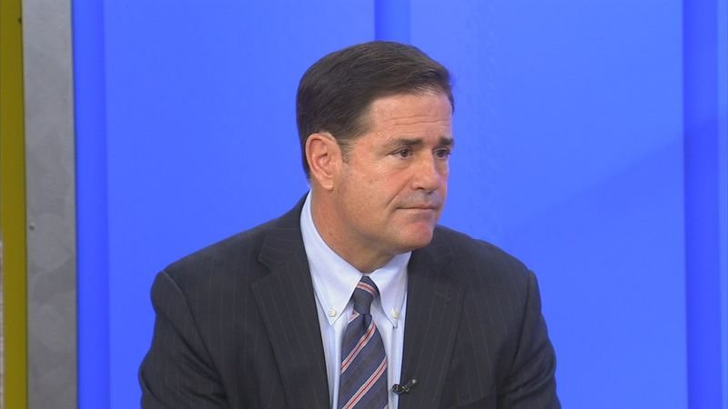 Gov. Doug Ducey is pushing his plan for a 20 percent pay increase for teachers but education supporters say it's not enough. (Source: 3TV/CBS 5)