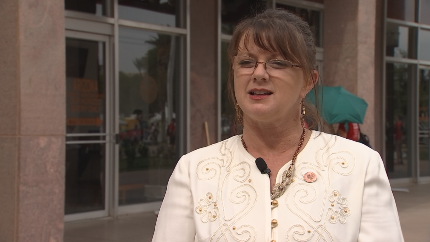 Rep. Kelly Townsend (Source: 3TV/CBS 5)