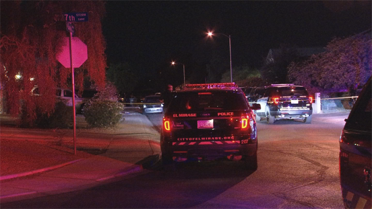Culp said the shooter and two othersuspects ran from the scene and remain at large. (Source: 3TV/CBS 5)
