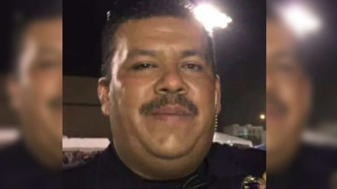 Nogales Police officer dead; suspect in custody
