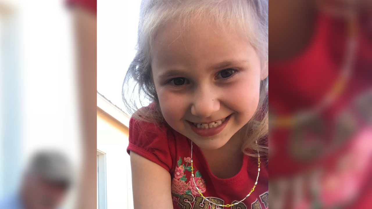 Missing 4-year-old girl from Williams, Arizona found by deputy
