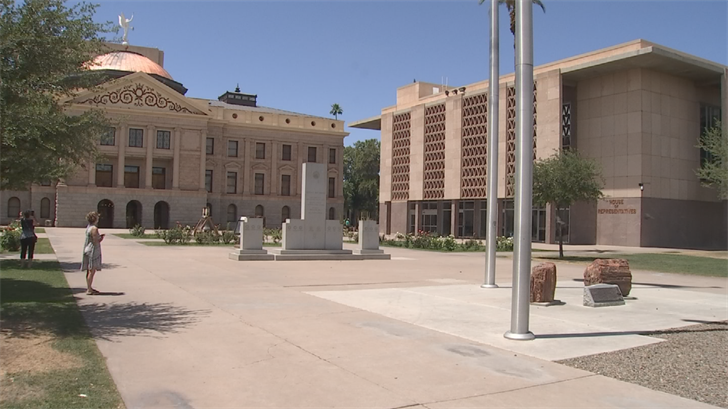 Lawmakers have been working through the weekend in order to get this budget deal done, Mesnard said.(Source: 3TV/CBS 5)