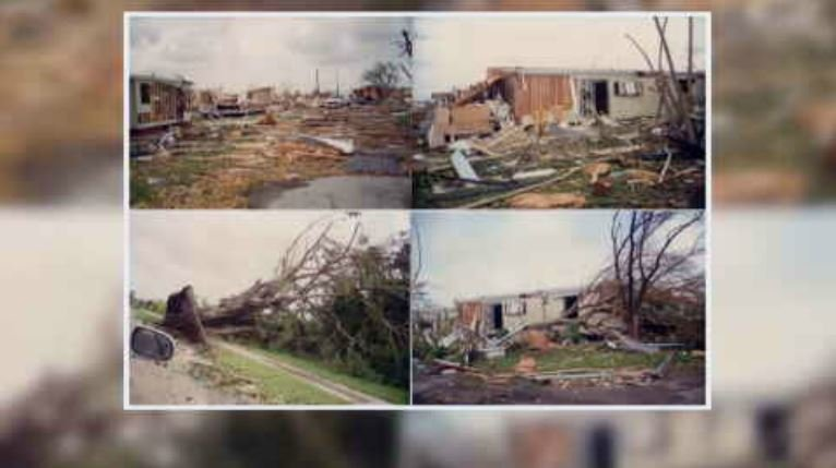 That may have to do with the fact that she grew up hearing all about hurricane Andrew.(Source: Bianca Hernandez)