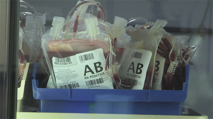 More than 30 high school blood drives have been canceled and there's no end to the teacher strike. (Source: 3TV/CBS 5)