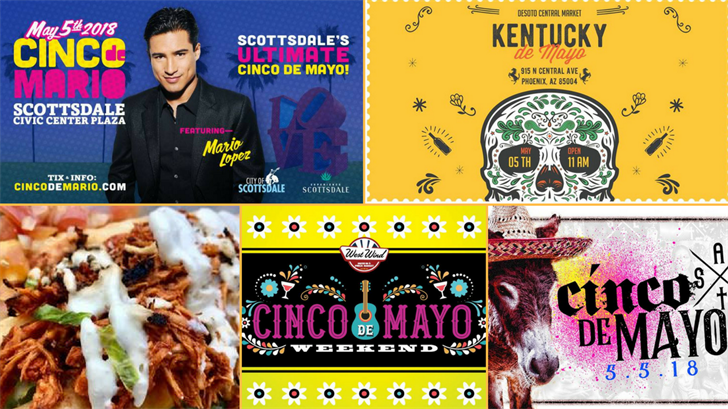 Celebrate Cinco De Mayo all week long!