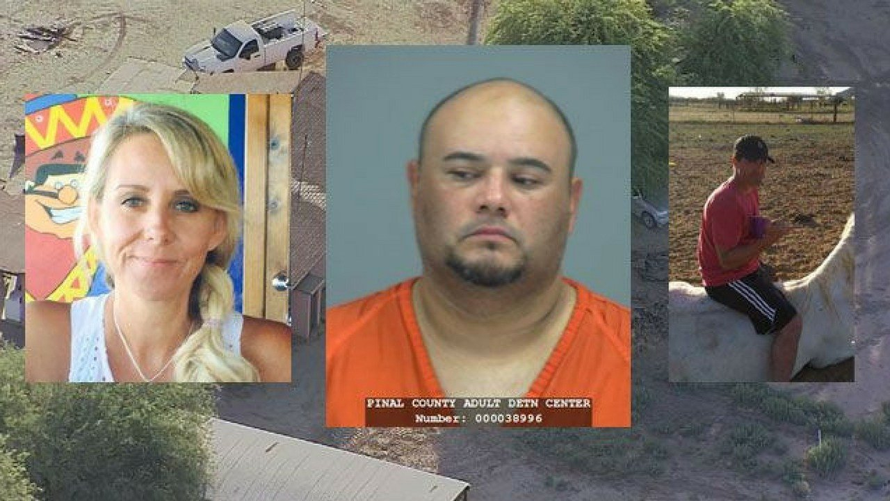 Jose Valenzuela was taken into custody after the bodies of Tina and Mike Careccia were found.