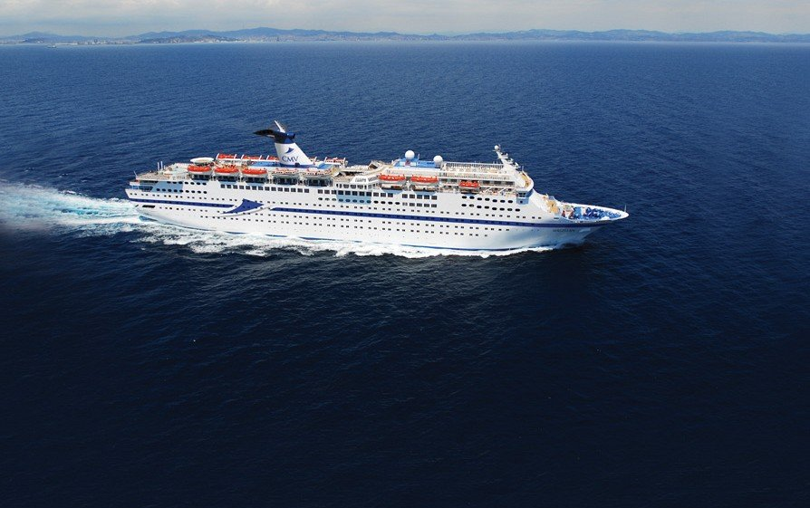 The Magellan is one of five ships in Cruise & Maritime Voyages' small fleet.(Source: us.cruiseandmaritime.com)