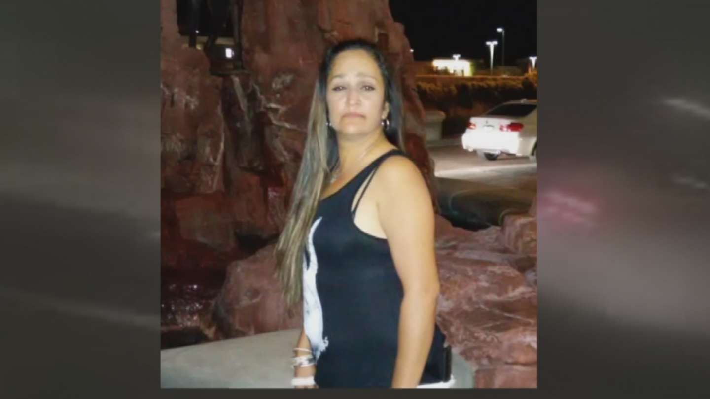 Police said Isela Ortega was crossing Van Buren Street near 27th Avenue just after 10:30 p.m. on Sunday when she was hit. (Source: 3TV/CBS 5)