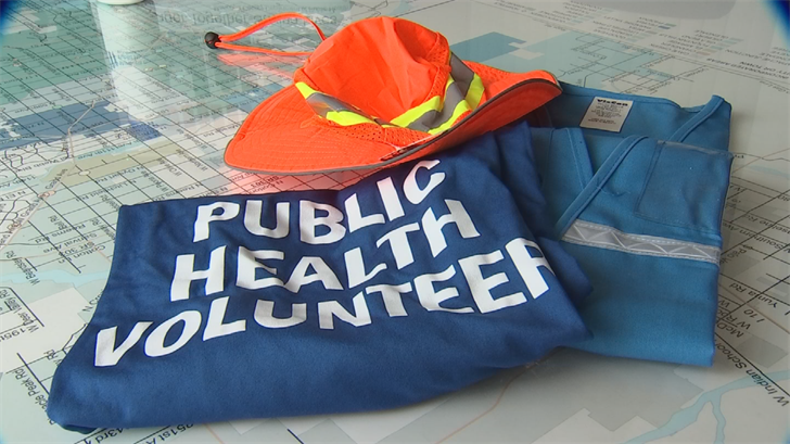 Maricopa County Health Department is looking for volunteers in case of a natural disaster. (Source: 3TV/CBS 5)