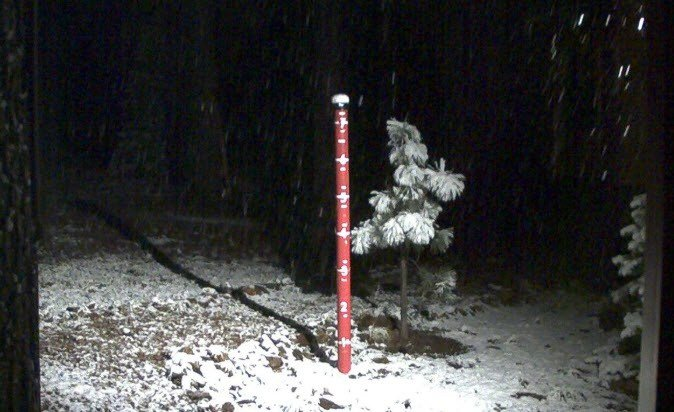 Flagstaff snow (Source: National Weather Service Flagstaff)