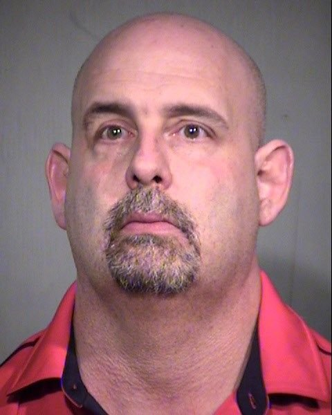 Mug shot of Timothy Piegari. (Source: Maricopa County Sheriff's Office)