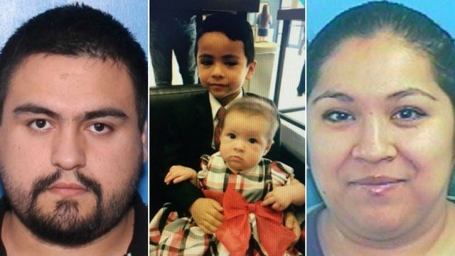 Arizona Amber Alert: Two children abducted from Tucson
