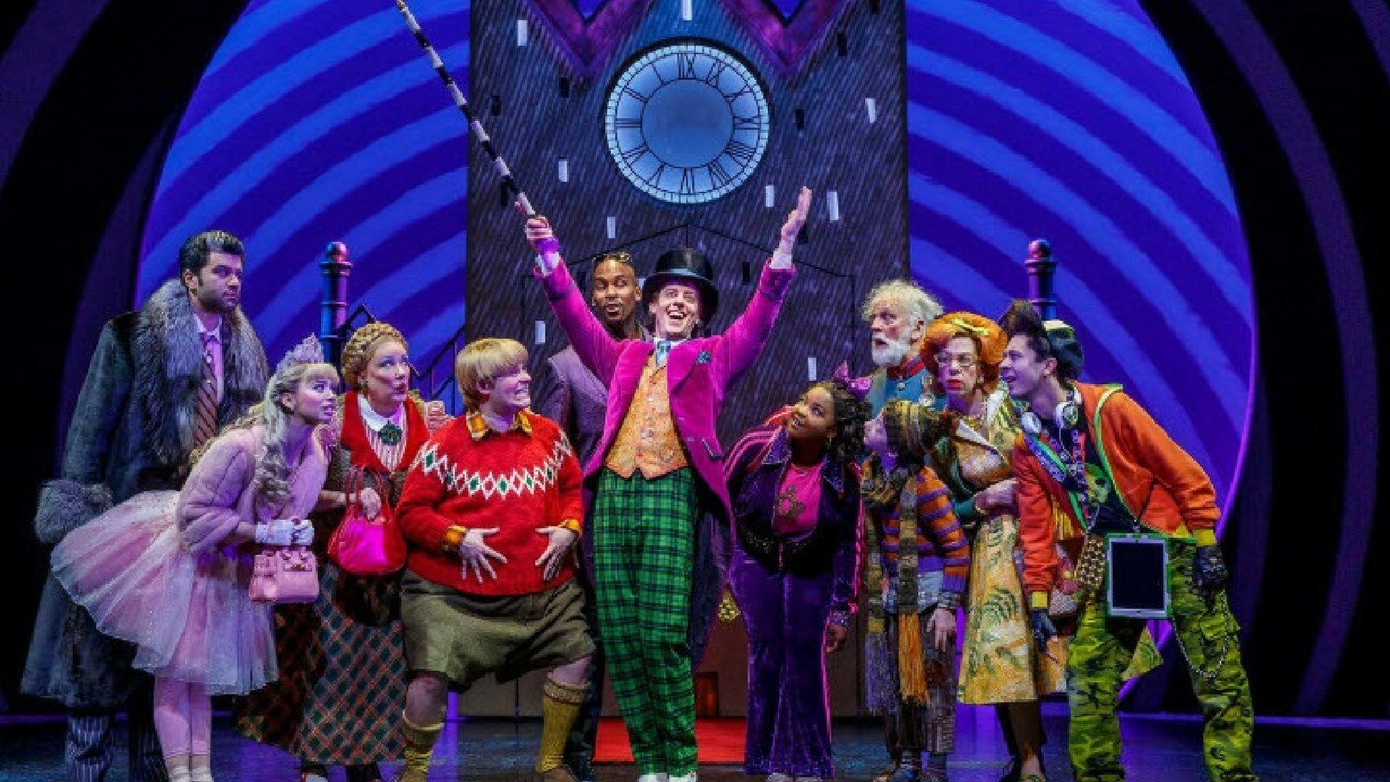 Charlie and the Chocolate Factory is just one of the shows offered in the 2018-2019 season (Source: ASU Gammage)