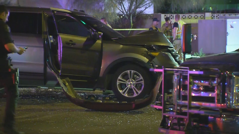 Car Accident Tempe Az