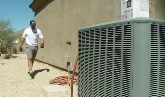 Having your A/C serviced every season is a good idea for proper upkeep. (Source: 3TV/CBS 5 News)