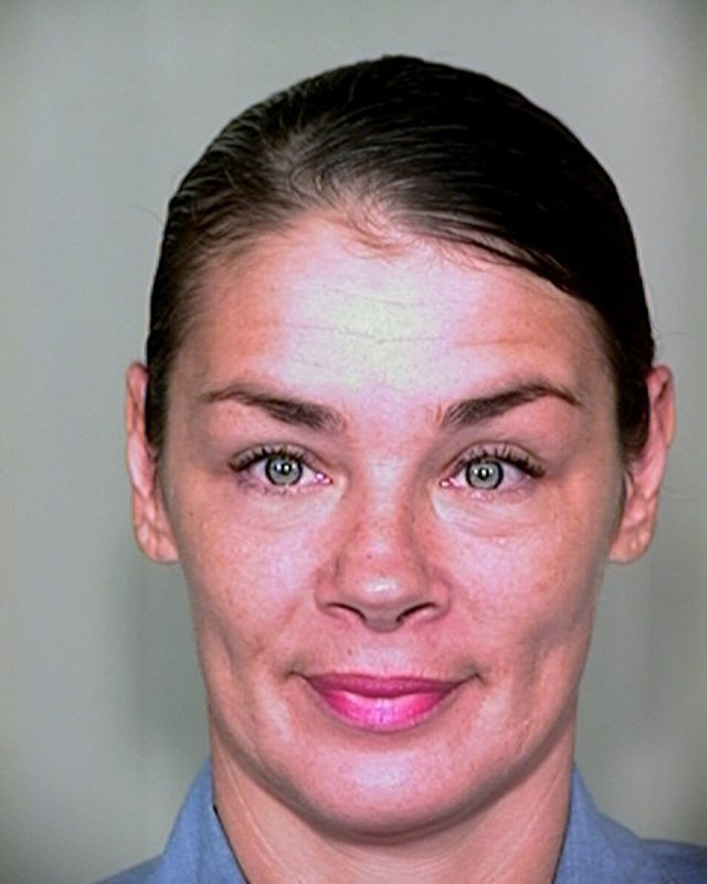 This undated photo provided by the Arizona Department of Corrections shows Kelly Ann Jaeger. Authorities say the 39-year-old Jaeger was killed in a park in north Phoenix in 2009. (Source: Arizona Department of Corrections via AP)