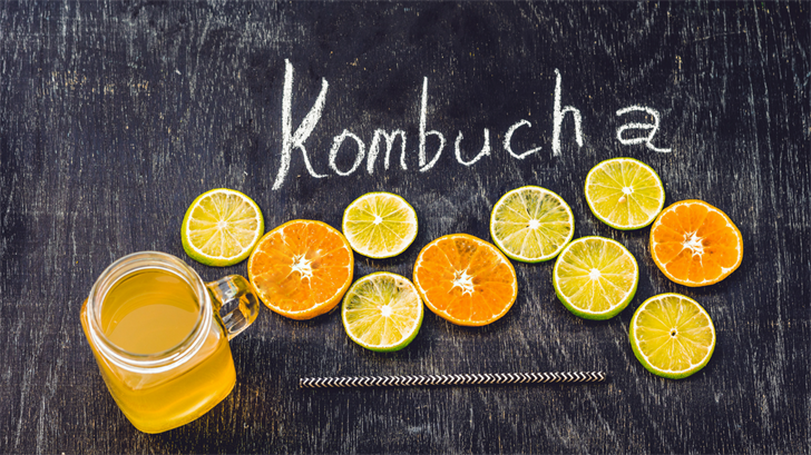 Kombucha tequila is a great summer cocktail. (Source: 123rf.com)