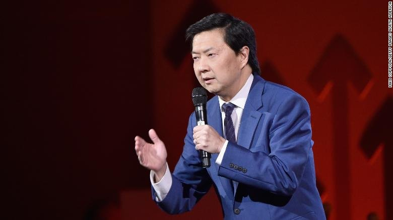 Ken Jeong is an actor, comedian and a former practicing doctor. (Source: CNN)