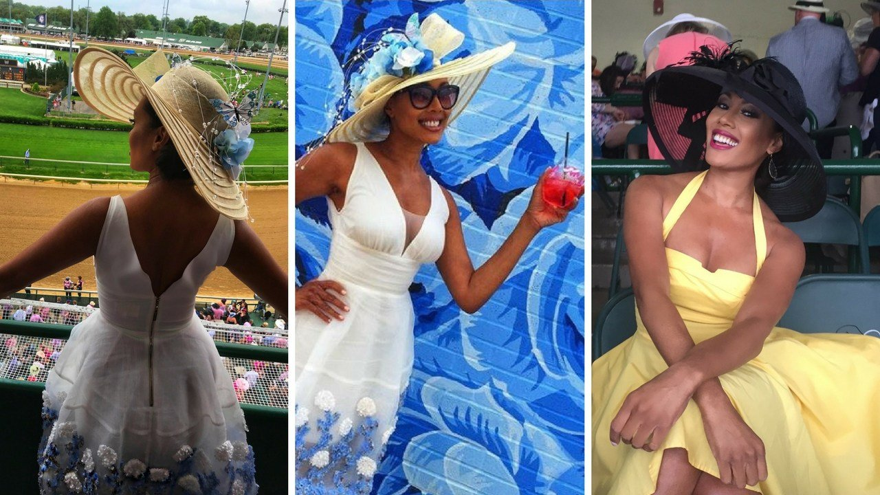 The styles of the Kentucky Derby. (Source: Lina De Florias)